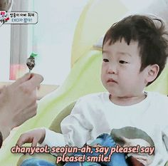 The Return of Superman : Chanyeol and Seojun (1/4)