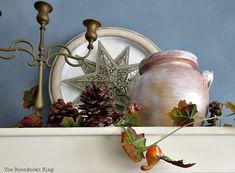 Ceramic pot, candela