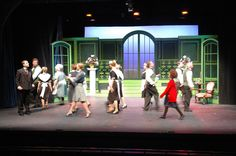 This was a set I did for the musical Annie, produced by Footlight Theatre in Burnaby, BC. Really fun set to design. Please enjoy the pics. ...