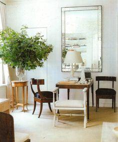 Gorgeous desk area by Carlos Aparicio