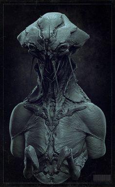 ArtStation - Insecto, Sandesh Chonkar: