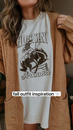 Trendy Fall Outfits, Fall Winter Outfits, Cute Casual Outfits, Outfits For Teens, Fall Country Outfits, Western Outfits Women, Everyday Outfits, Aesthetic Clothes, Just In Case