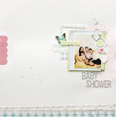 Baby Shower by cindylee at @Studio_Calico