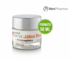 Todos los beneficios de la jalea real para dar vitalidad y belleza en tu rostro con la Crema Jalea Real de VenPharma