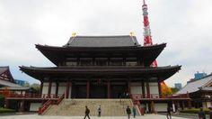 Tokyo temple zojoji 6