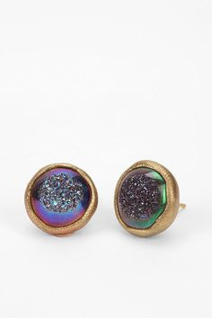 Double Happiness Soma Earring   #UrbanOutfitters
