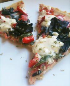 le ricette di ele: PIZZA DI RISO