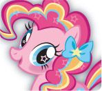 Pinkie Pie Laughter - My Little Pony Character