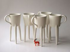 20 Quirky Mugs Worth Waking Up to via Brit + Co.