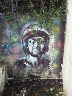 #StreetArt #UrbanArt #Graffiti - Vitry Sur Seine (Photos by My Urban Island)