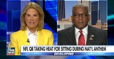 Military veteran and Former congressman Allen West has a message for Colin…