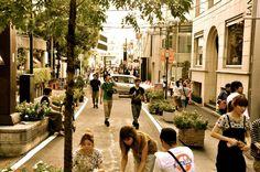 Cat Street (Omotesando, Tokyo)