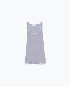TANK TOP - View all - T - shirts - WOMAN | ZARA United States