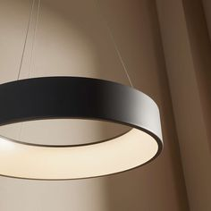 Design Project by John Lewis No.132 Finn LED Hoop Ceiling Light at John Lewis
