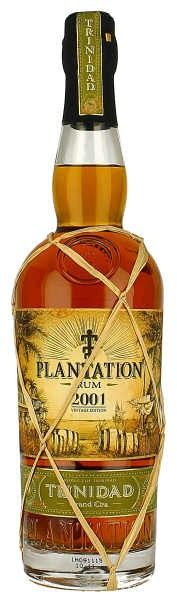 Plantation Rum Trinidad 2001