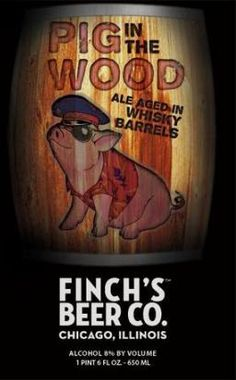 Finch's Pig In The Wood