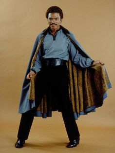 Lando Calrissian - Billy Dee Williams the most underrated Star Wars character Star Wars Meme, Star Wars Art, Star Trek, Black Characters, Star Wars Characters, Star Wars Episodes, Fictional Characters, Star Wars Trajes, Billy Dee Williams