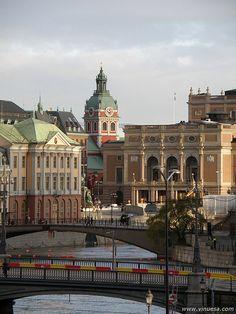 Estocolmo, Stockholm (Suecia, Sweden, Sverige)