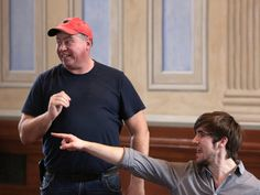 The Spamalot Blog follows the progress of the VOS Spamalot production.