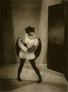 1923, dancer margaret severn, edward steichen