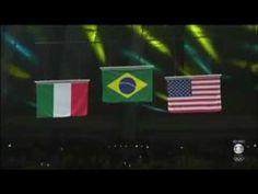 Somente nas Olimpíadas para vermos tantos acontecimentos incríveis em um só lugar!