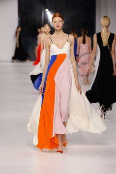 Christian Dior Resort 2014 runway fashion
