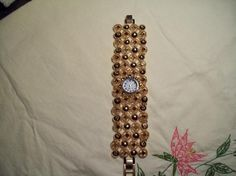 GOLD PLATED WATCH {FREE SHIPPING}