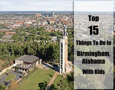 Birmingham, Alabama is the largest city in Alabama and a great place to visit with the whole family. Whether ya'll are in the mood for somethingcultural, educational, and/or historica…