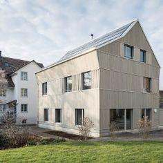 Mirlo Urbano . Detached House . Glattfelden (2)