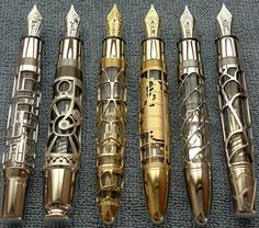 ∷ Variations on a Theme ∷ Collection of fountain pens