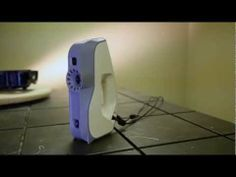 Artec Eva 3D Scanner from Exact Metrology - YouTube