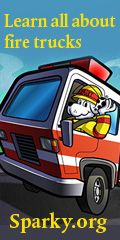 Sparky The Fire Dog - FREE #iOS & #Android app for grades PK-2 for teaching fire #safety.