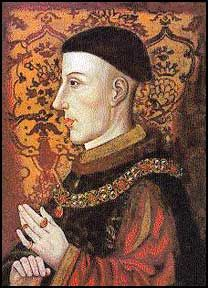 Henry V. Henry VIII was so enamored of Henry V's military prowess at the infamous Battle of Agincourt that he sought his whole life to be like him in times of war.