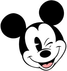Gallery for Vintage mickey mouse clipart - image