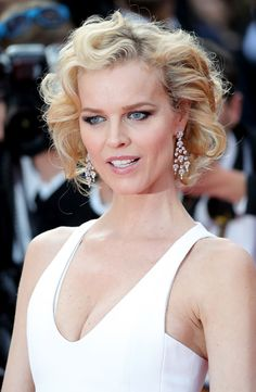 """Eva Herzigova Photos - Model Eva Herzigova attends """"The Unknown Girl (La Fille Inconnue)"""" Premiere during the annual Cannes Film Festival at the Palais des Festivals on May 2016 in Cannes, France. - Red Carpet Portraits - The Annual Cannes Film Festival Eva Herzigova, Casual Summer Outfits For Women, Victoria's Secret, New Years Dress, Palais Des Festivals, Woman Style, Heidi Klum, Red Carpet Dresses, Cannes Film Festival"""
