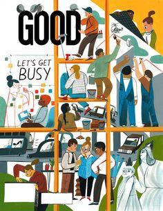 GOOD Magazine - pingszoo