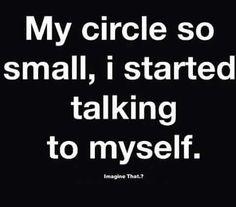 Keep it small