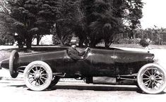 From Old Convertible Pictures. - 1918 Kissel Roadster