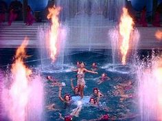 "Esther Williams in a Water Ballet from the film ""Bathing Beauty"".     Perception may be the reality but if your worried about overweight you are"