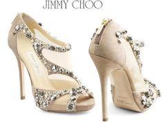 Glam! Jimmy Choo beauties!