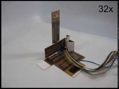 wyss institute for biologically inspired engineering at harvard university, develops 3D printed robotic lamp capable of self-assembling, presented at the IEEE international conference on robotics & automation (ICRA)