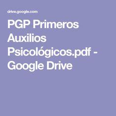 PGP Primeros Auxilios Psicológicos.pdf - Google Drive
