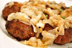 Tantes saftige karbonadekaker - Enestående Mat
