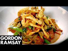 Smoked Paprika Chicken Stroganoff - Gordon Ramsay - YouTube