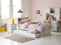 Calypso Single Bookend Bed Frame main product image 3 Snooze