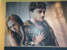 I found this poster and thought it looked great..Daniel Radcliffe everybody