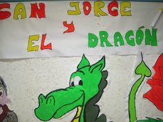 NUESTRA CLASE DE RELIGIÓN: San Jorge, Patrón de Aragón