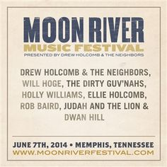 Moon River Music Festival: Moon River Music Festival Mixtape