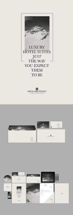 The Royal Bristolian Stefan Mostert Design Identity and Branding Corporate Design, Brand Identity Design, Graphic Design Typography, Branding Design, Logo Design, Identity Branding, Visual Identity, Layout Design, Stationary Branding