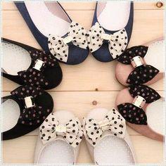pretty balerina shoes